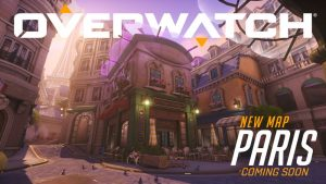 Blizzard reveals a new Overwatch map: Paris