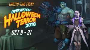 Blizzard unveils some Overwatch Halloween event skins