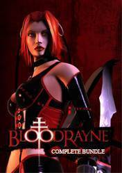 Buy Cheap Bloodrayne Complete Bundle PC CD Key