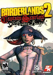 Buy Cheap Borderlands 2 Captain Scarlett and her Pirates Booty PC CD Key