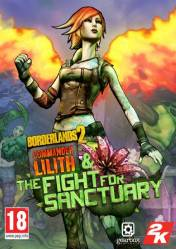 Buy Borderlands 2: Commander Lilith & the Fight for Sanctuary pc cd key for Steam