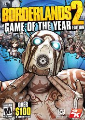 Buy Borderlands 2 Game of the Year Edition PC CD Key