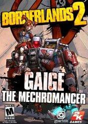 Buy Borderlands 2 Mechromancer Pack DLC PC CD Key