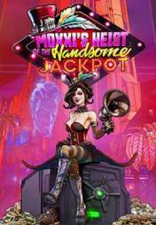 Buy Borderlands 3 Moxxis Heist of the Handsome Jackpot DLC PC CD Key