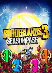 Buy Borderlands 3 Season Pass PC CD Key