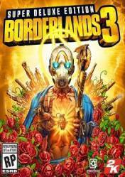 Buy Borderlands 3 Super Deluxe Edition PC CD Key