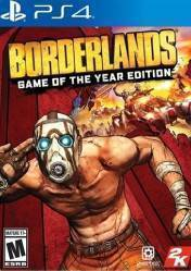Buy Cheap Borderlands Game of the Year PS4 CD Key