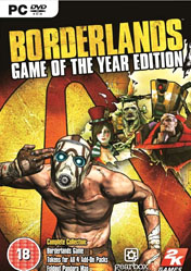 Buy Borderlands Goty Edition PC CD Key