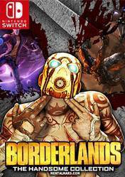 Buy Cheap Borderlands The Handsome Collection NINTENDO SWITCH CD Key