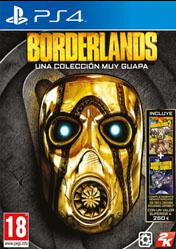 Buy Cheap Borderlands The Handsome Collection PS4 CD Key