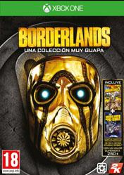 Buy Borderlands The Handsome Collection Xbox One
