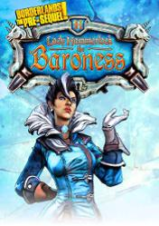 Buy Cheap Borderlands The PreSequel Lady Hammerlock the Baroness PC CD Key