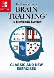 Buy Brain Training NINTENDO SWITCH CD Key