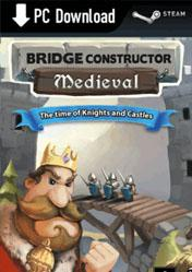Buy Cheap Bridge Constructor Medieval PC CD Key