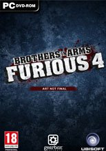 Buy Cheap Brothers in Arms Furious 4 PC CD Key