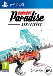 Buy Cheap Burnout Paradise Remastered PS4 CD Key
