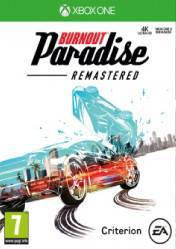 Buy Cheap Burnout Paradise Remastered XBOX ONE CD Key