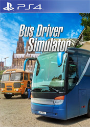 Buy Bus Driver Simulator PS4 CD Key