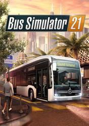 Buy Cheap Bus Simulator 21 PC CD Key