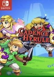 Buy Cheap Cadence of Hyrule Crypt of the NecroDancer NINTENDO SWITCH CD Key