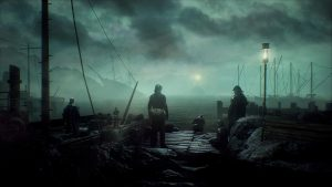 Call of Cthulhu will be released on October 30th on PC, PS4, and Xbox One.