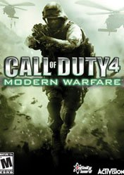 Buy Call of Duty 4 Modern Warfare Server