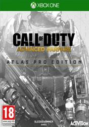 Buy Call of Duty Advanced Warfare Atlas Pro Edition XBOX ONE CD Key
