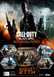 Buy Call of Duty: Black Ops 2 Apocalypse DLC PC CD Key