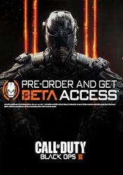 Buy Call of Duty Black Ops 3 BETA PC CD Key
