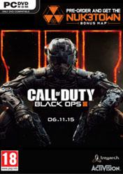 Buy Call of Duty Black Ops 3 + Nuketown DLC PC CD Key