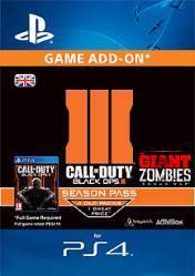 Buy Call of Duty Black Ops 3 Season Pass PS4 CD Key
