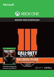 Buy Call of Duty Black Ops 3 Season Pass XBOX ONE CD Key