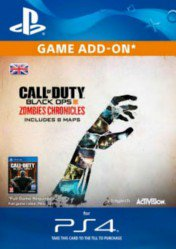 Buy Call of Duty Black Ops 3 Zombies Chronicles PS4 CD Key