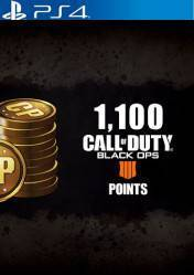 Buy Cheap Call of Duty Black Ops 4 1100 CoD Points PS4 CD Key