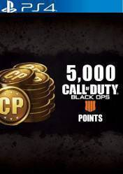 Buy Cheap Call of Duty Black Ops 4 5000 CoD Points PS4 CD Key