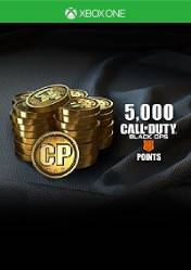 Buy Cheap Call of Duty Black Ops 4 5000 CoD Points XBOX ONE CD Key
