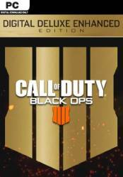 Buy Call of Duty: Black Ops 4 Deluxe Enhanced Edition PC CD Key