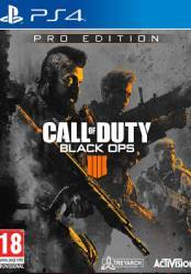 Buy Call of Duty: Black Ops 4 Pro Edition PS4