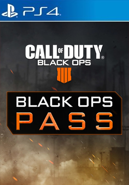 Buy Call of Duty Black Ops 4 Season Pass PS4