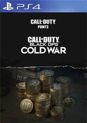 Buy Cheap Call of Duty Black Ops Cold War Points PS4 CD Key