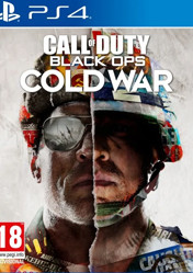 Buy Call of Duty Black Ops: Cold War PS4