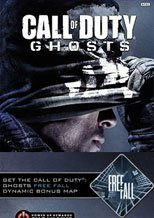 Buy Call of Duty Ghosts Incl. Free Fall Map pc cd key for Steam
