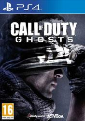 Buy Call of Duty Ghosts PS4 CD Key