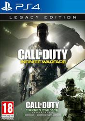 Buy Call of Duty Infinite Warfare Legacy Edition PS4 CD Key