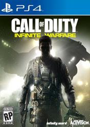 Buy Cheap Call of Duty Infinite Warfare PS4 CD Key