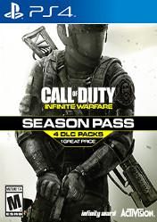 Buy Call of Duty Infinite Warfare Season Pass PS4 CD Key