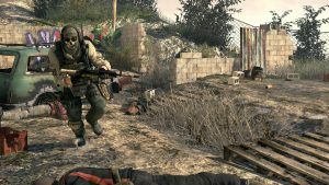 Call of Duty: Modern Warfare 2 Campaign Remastered, listed on PEGI