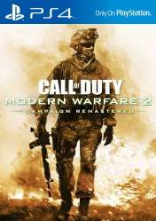 Buy Cheap Call of Duty: Modern Warfare 2 Campaign Remastered PS4 CD Key