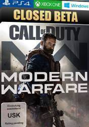 Buy Call of Duty Modern Warfare 2019 Closed Beta Access PC CD Key