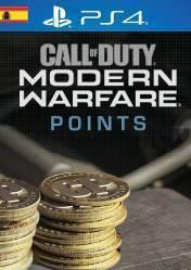 Buy Cheap Call of Duty Modern Warfare Points (Spanish) PS4 CD Key